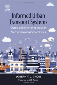 Informed Urban Transport Systems by Joseph Chow - cover image