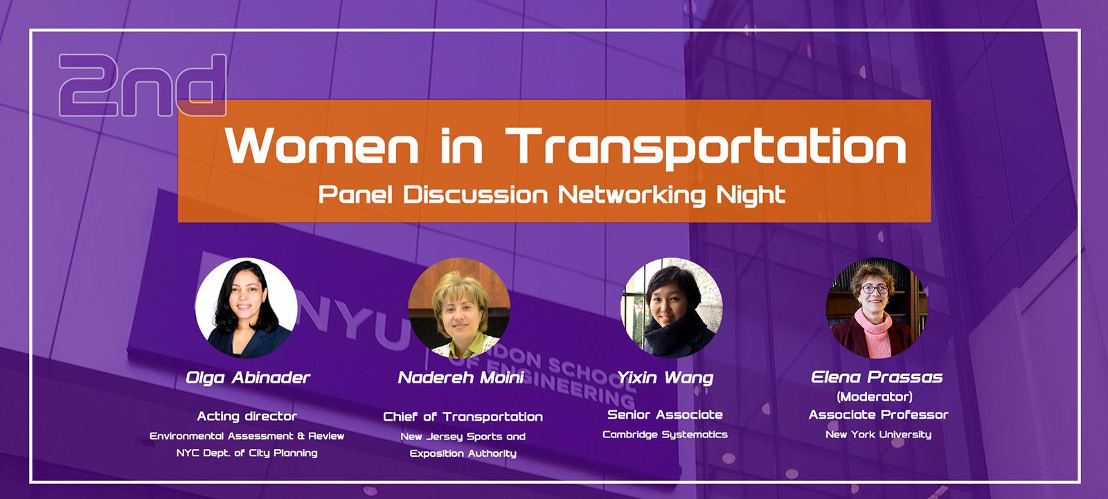 Women in Transportation feature