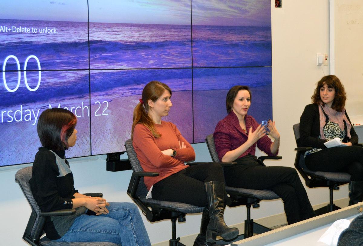 Women in Transportation Panel Participants