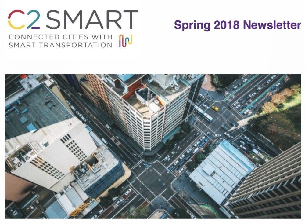 Spring 2018 Newsletter