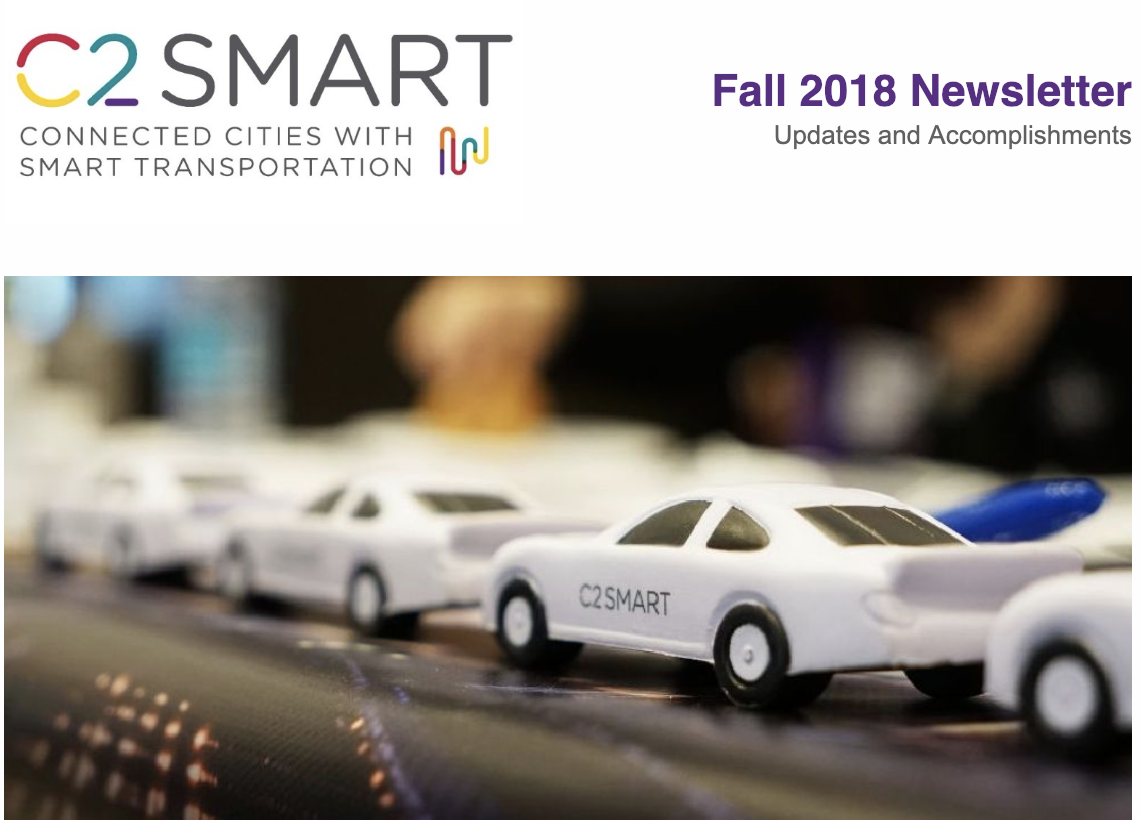 Fall 2018 Newsletter Preview