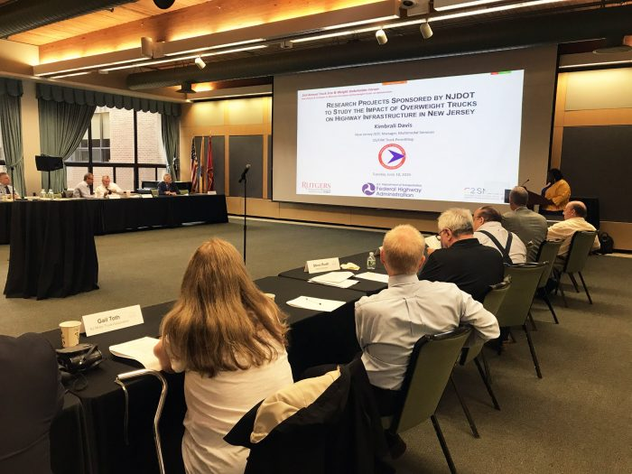 2nd Annual Truck Forum - NJDOT presentation